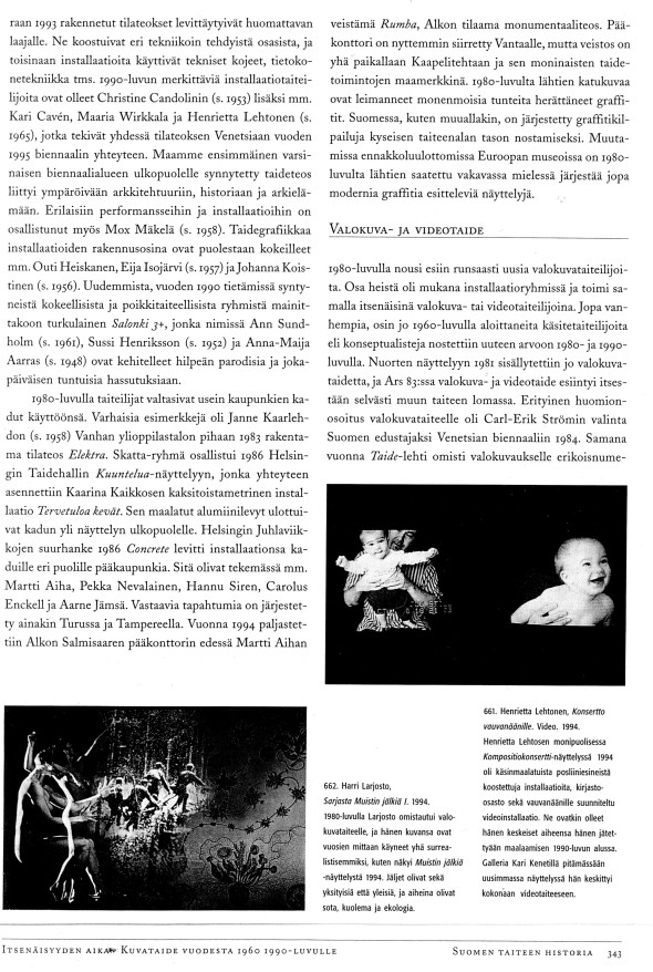 Suomen taiteen historia